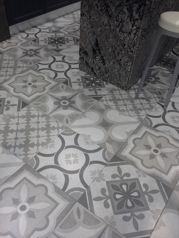 Carrelage sol interieur carrelage ciment et decor carrelage - Carrelage ciment belgique ...